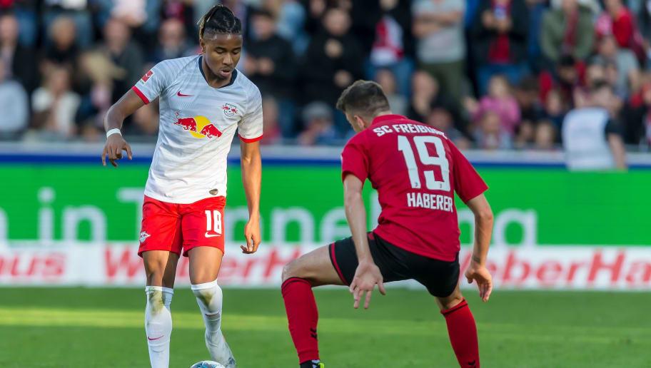 Leipzig Gegen Freiburg