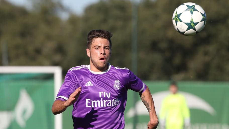 Sporting Clube de Portugal v Real Madrid CF - UEFA Youth Champions League