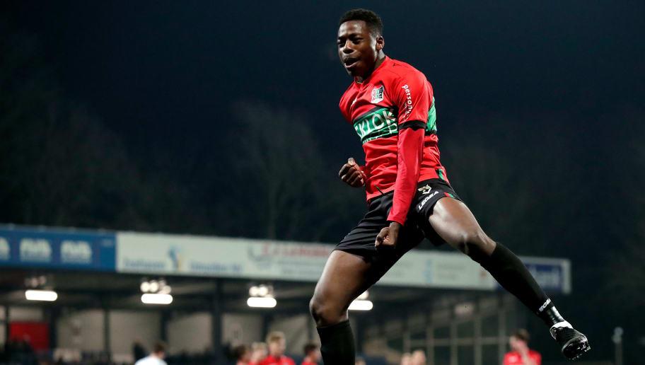 Anthony Musaba wird wohl demnächst in Frankreich auf Torejagd gehen