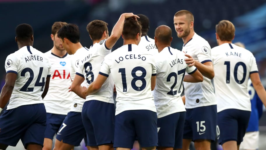 The Tottenham Hotspur Lineup That Should Start Against Arsenal -  ruiksports.com