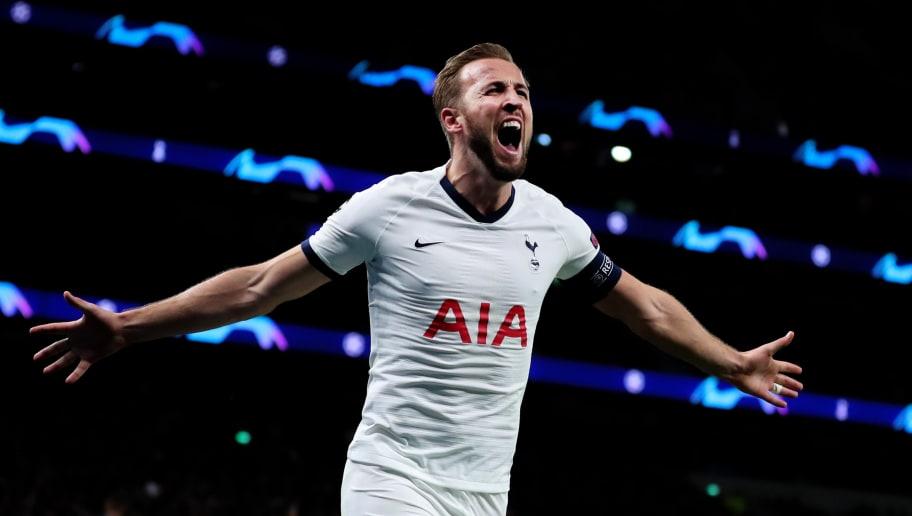 In der Champions League war Kane schon zum Start kaum aufzuhalten
