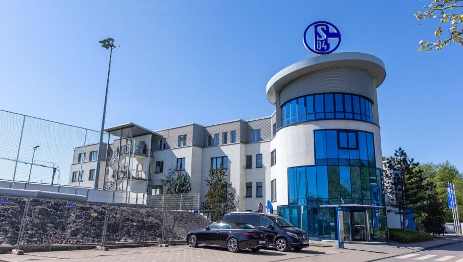 Training ground FC Schalke 04
