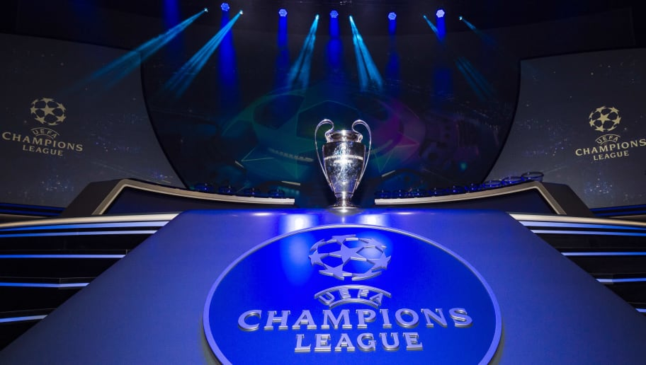 UEFA European Club Football Season Kick-Off 2019/2020 - UCL Draw