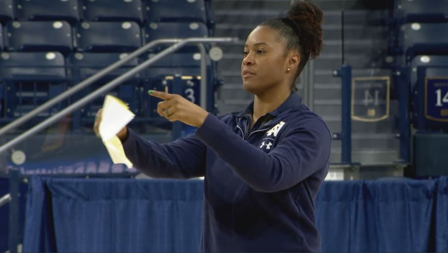 Notre Dame Women's Basketball Coach Leaving Program to Join Grizzlies Staff