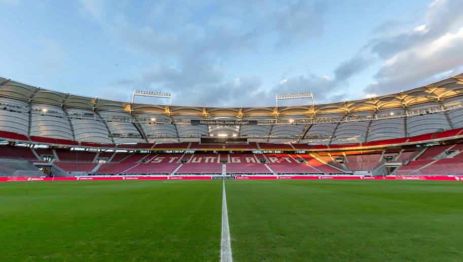 VfB Stuttgart v DSC Arminia Bielefeld - Second Bundesliga
