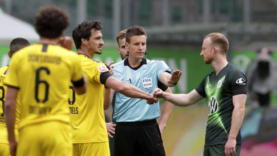 Daniel Siebert, Maximilian Arnold, Mats Hummels