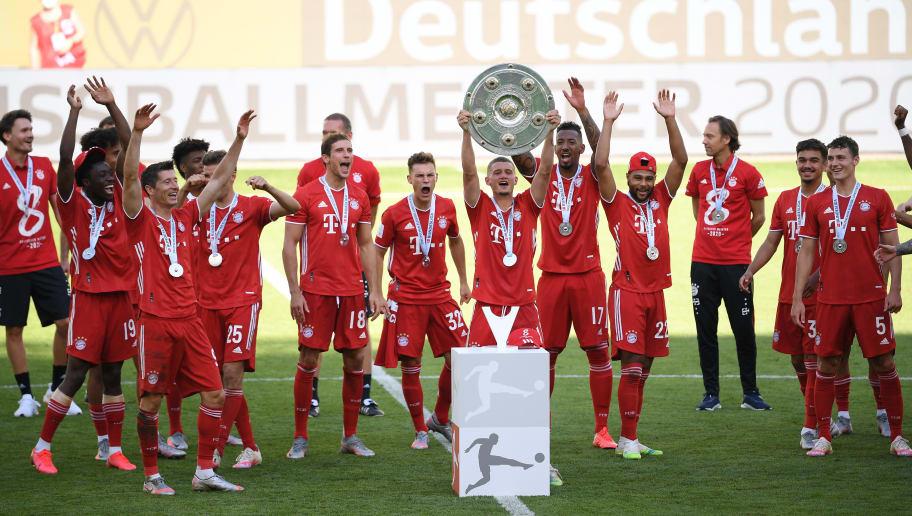 Bayern MГјnchen Vs Wolfsburg 2021