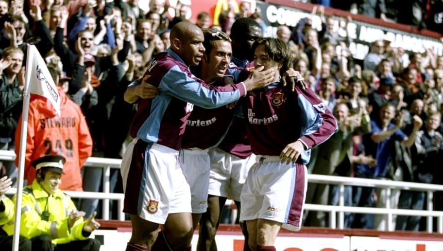 West Ham v Derby Paolo Di Canio
