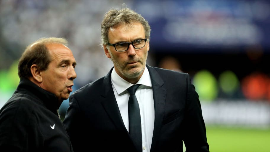 Jean-Louis Gasset,Laurent Blanc