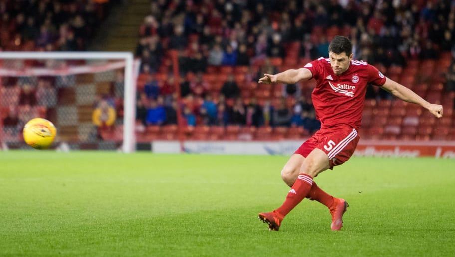 Aberdeen v St Johnstone - Scottish Ladbrokes Premiership