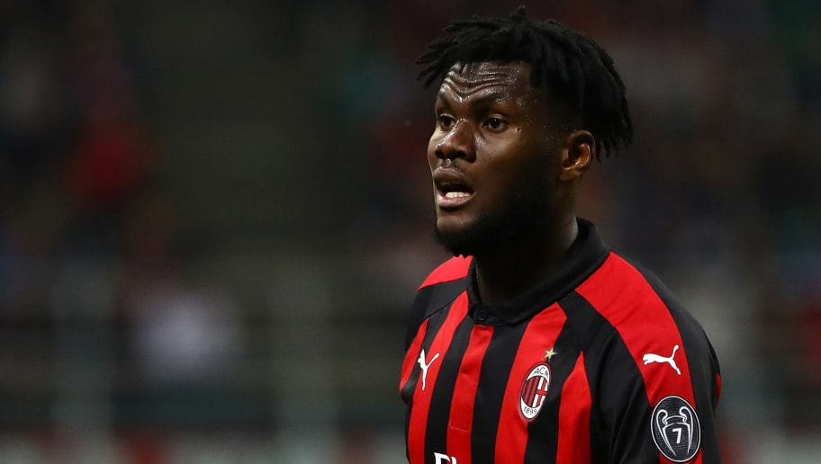 AC Milan Ready to Offload €35m Franck Kessie With Everton, Arsenal & Tottenham Interested