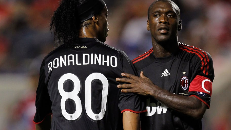 Ronaldinho,Clarence Seedorf