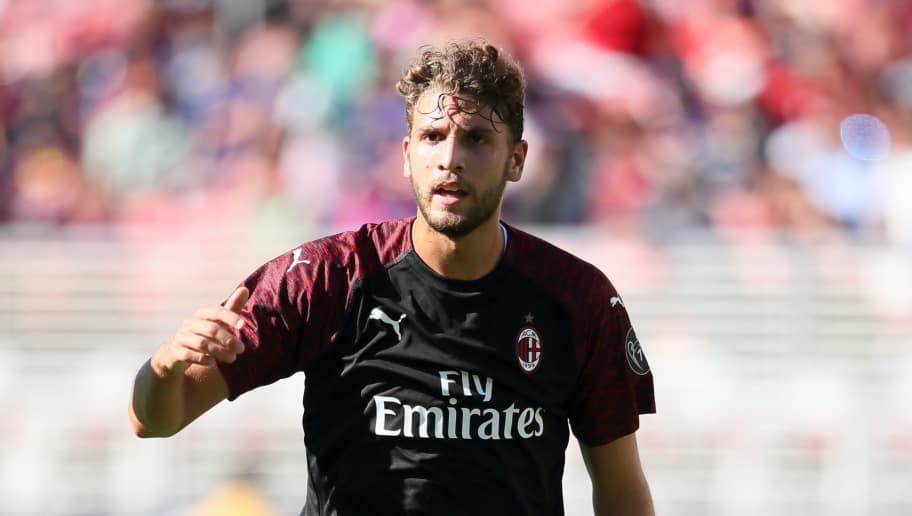 Sassuolo Gegen Milan