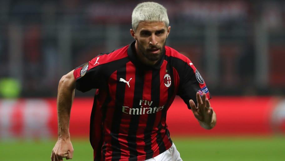 Newcastle Scouting Milan Forward Fabio Borini Ahead of Potential January  Transfer | ht_media