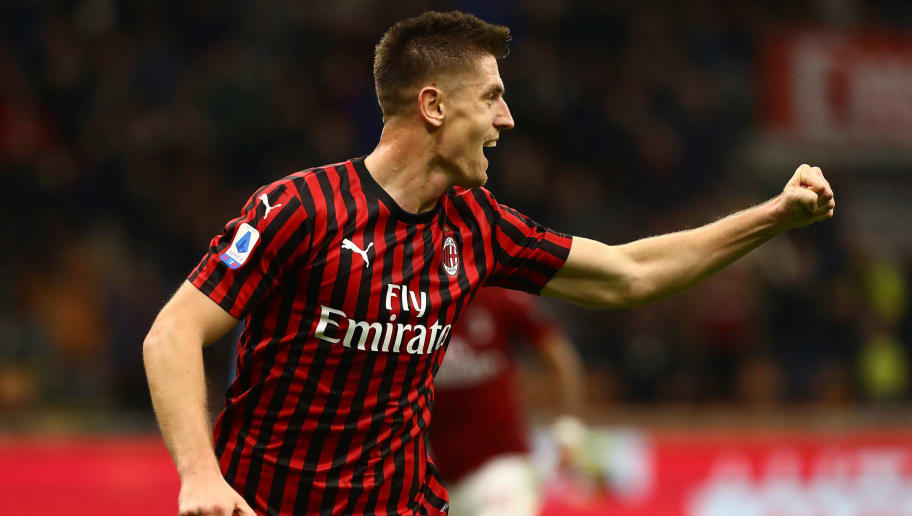 Milan Consider Loaning Out Krzysztof Piatek in January After Indifferent Start to Season
