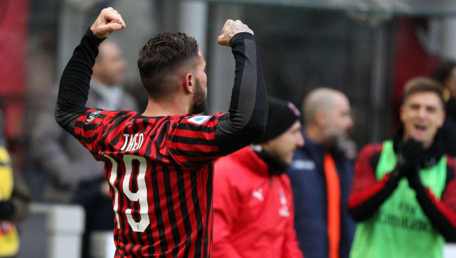 VIDÉO : Le magnifique but de Theo Hernandez pour la victoire de Milan