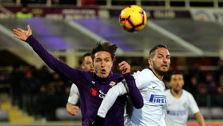 Image result for 3-3 fiorentina inter var