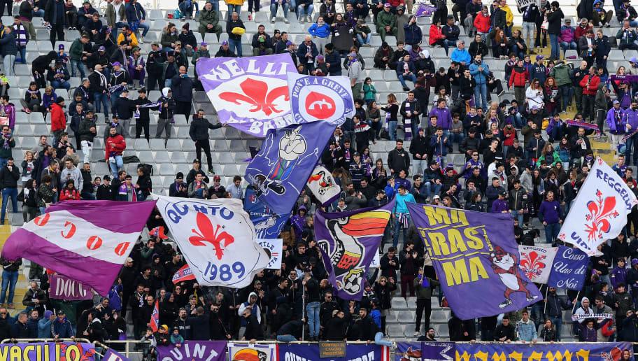 Fiorentina fans