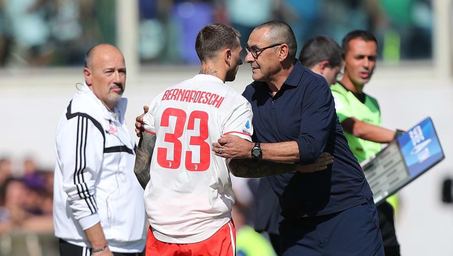 Maurizio Sarri,Federico Bernardeschi