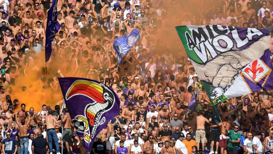 ACF Fiorentina fans