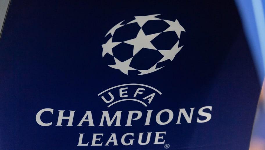 Logo,Champions League