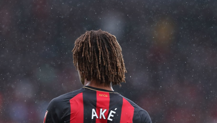 BOURNEMOUTH, ENGLAND - AUGUST 11: Nathan Ake of Bournemouth during the Premier League match between AFC Bournemouth and Cardiff City at Vitality Stadium on August 11, 2018 in Bournemouth, United Kingdom. (Photo by James Williamson - AMA/Getty Images)