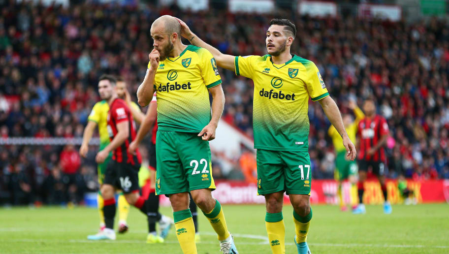 Bournemouth 0-0 Norwich: Report, Ratings & Reaction as Tight Affair Ends in Stalemate