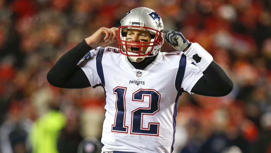 Tom Brady - American Football Quarterback