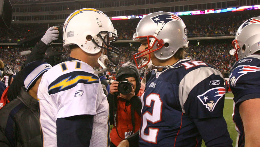 Tom Brady,Philip Rivers