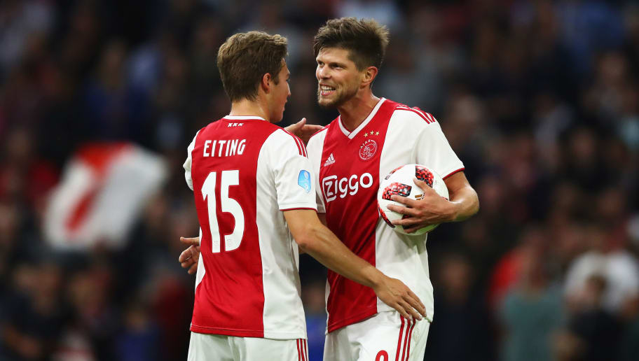 Klaas-Jan Huntelaar,Carel Eiting