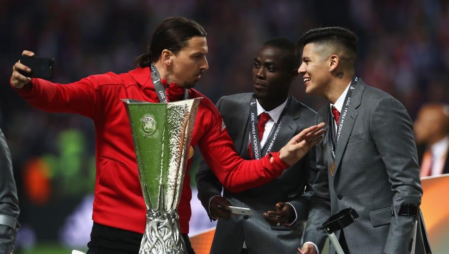 Zlatan Ibrahimovic,Eric Bailly,Marcos Rojo