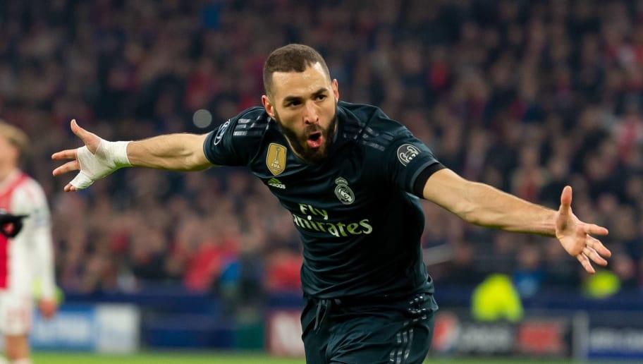 93f3d4aa626 Ajax 1-2 Real Madrid  Report