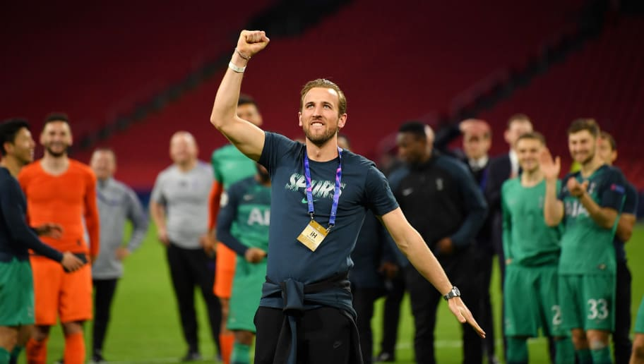 Harry Kane 'Very Confident' He Will Be Fit for UEFA Champions League Final