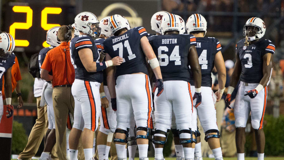 AUBURN, AL - SEPTEMBER 8: General view of the Auburn Tigers during their game against the Alabama State Hornets at Jordan-Hare Stadium on September 8, 2018 in Auburn, Alabama. (Photo by Michael Chang/Getty Images)