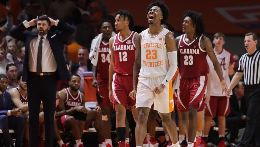 Tennessee Deserves To Be Top Ranked Team In Ncaa Basketball
