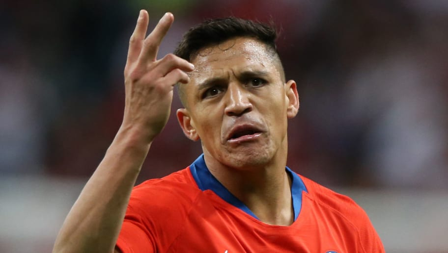 Alexis Sanchez Reportedly Snubbed AS Roma Offer in Favour of Manchester United Stay