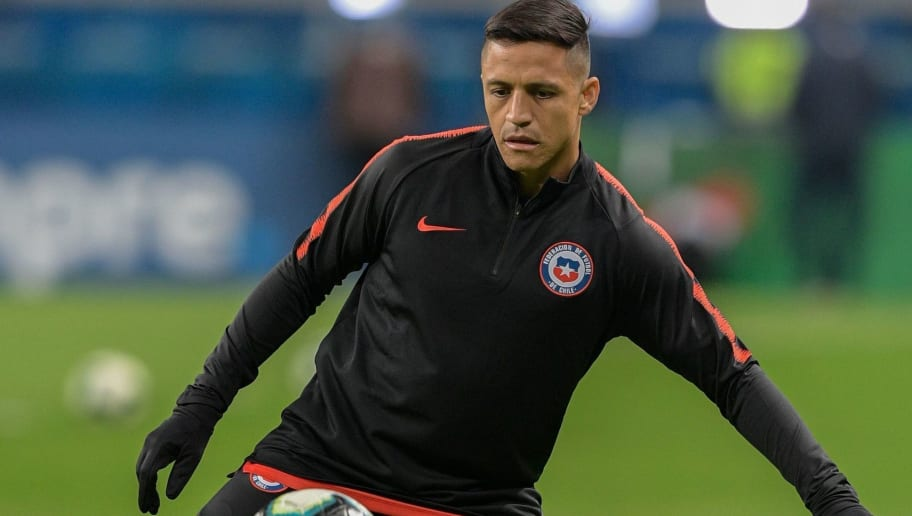 Inter Milan Reportedly Determined to Push Through for a Move for Alexis Sanchez