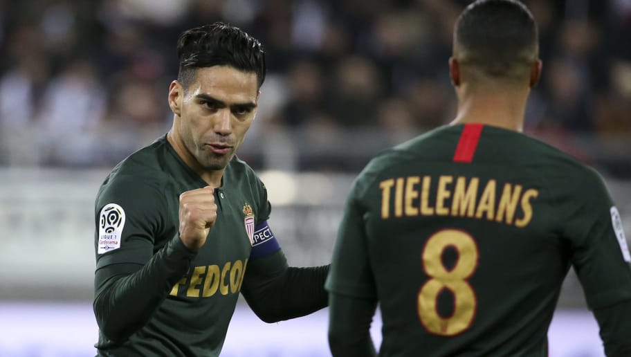 Radamel Falcao,Youri Tielemans