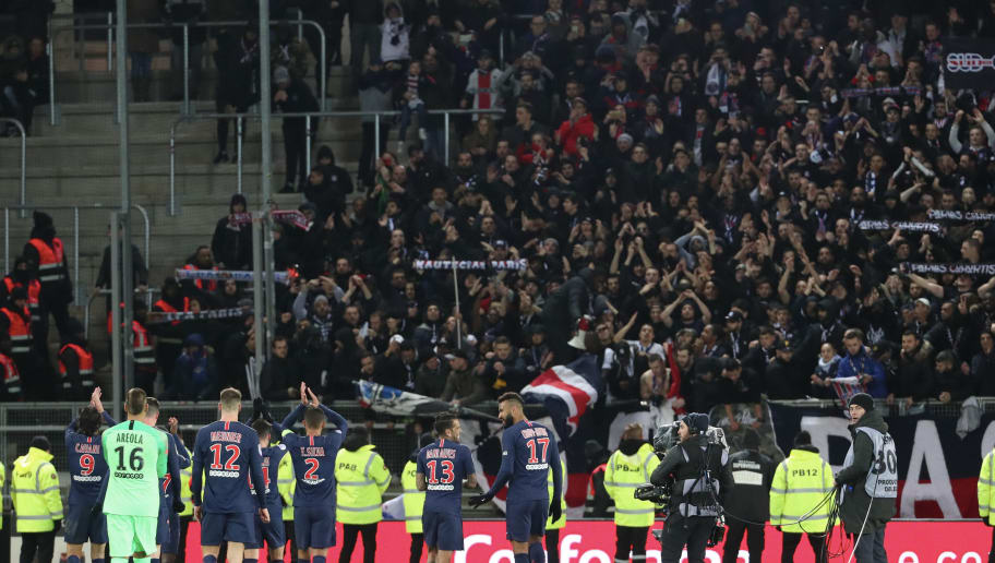 Amiens SC v Paris Saint-Germain - Ligue 1