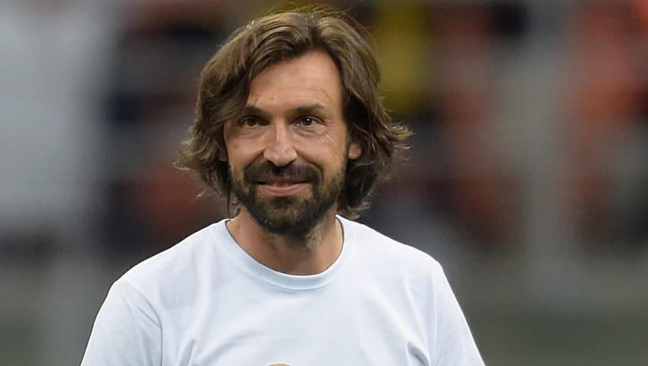 Andrea Pirlo Admits He Wouldn'...