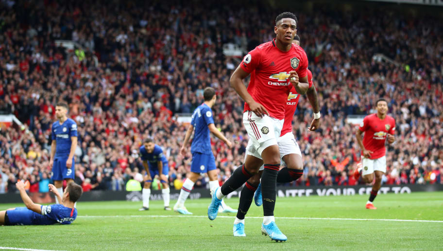 Ole Gunnar Solskjaer Explains Anthony Martial's Role Change at Manchester United