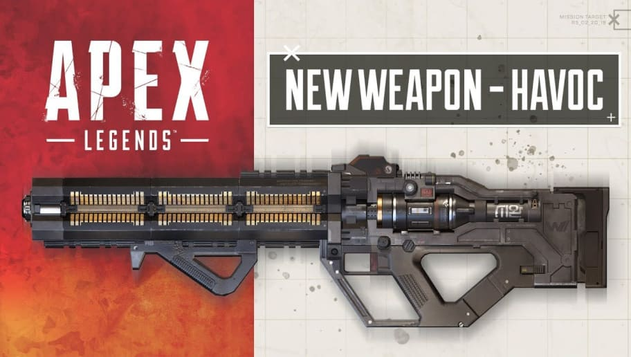 Apex Legends Havoc rifle appears to have been secretly buffed at the start of Season 2.
