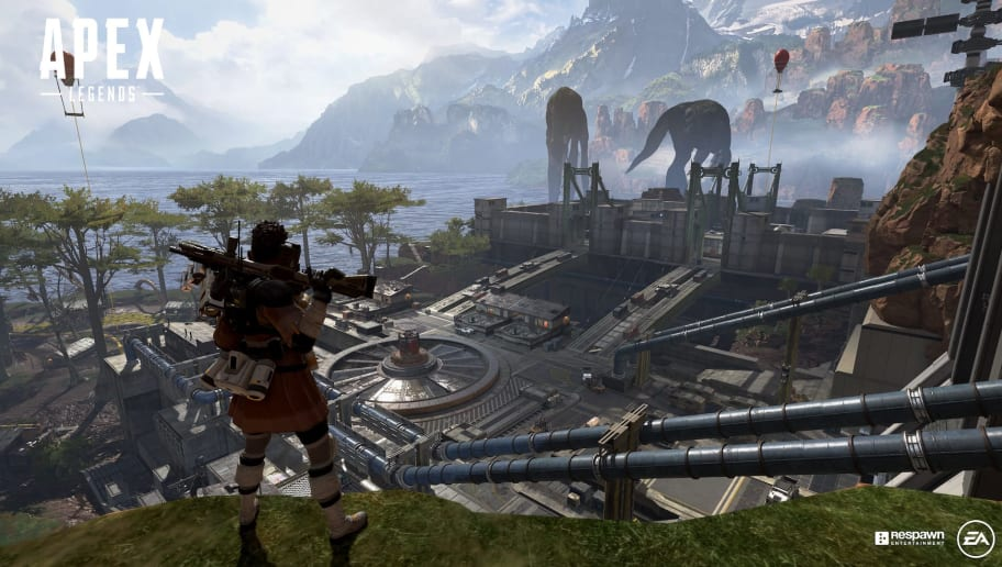 Apex Legends dragons have started to appear in the game.