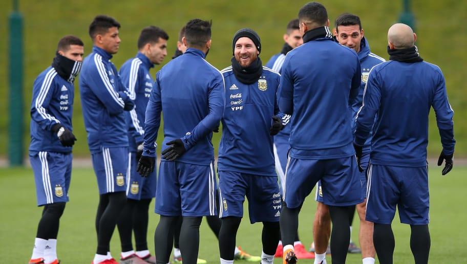 Veron vill inte spela for argentina