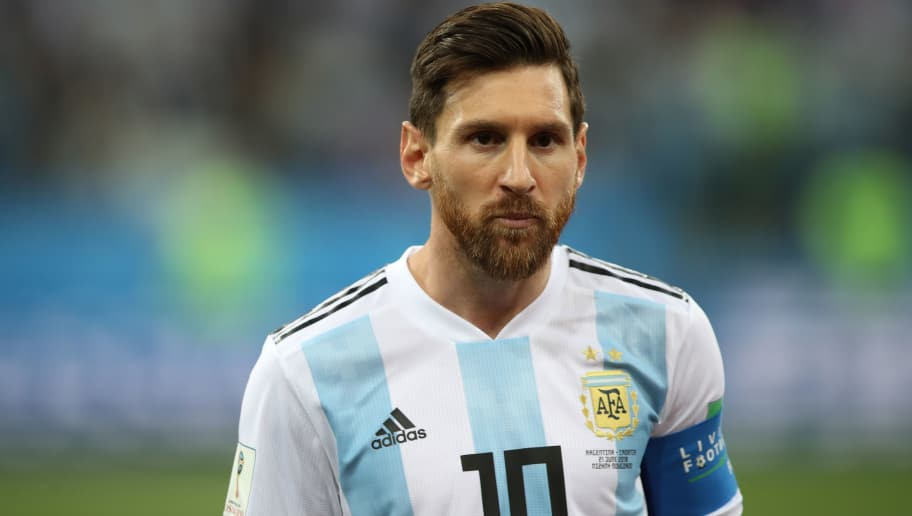 b03525cb Lionel Messi Could Retire From International Football if Argentina Crash  out, Says Pablo Zabaleta