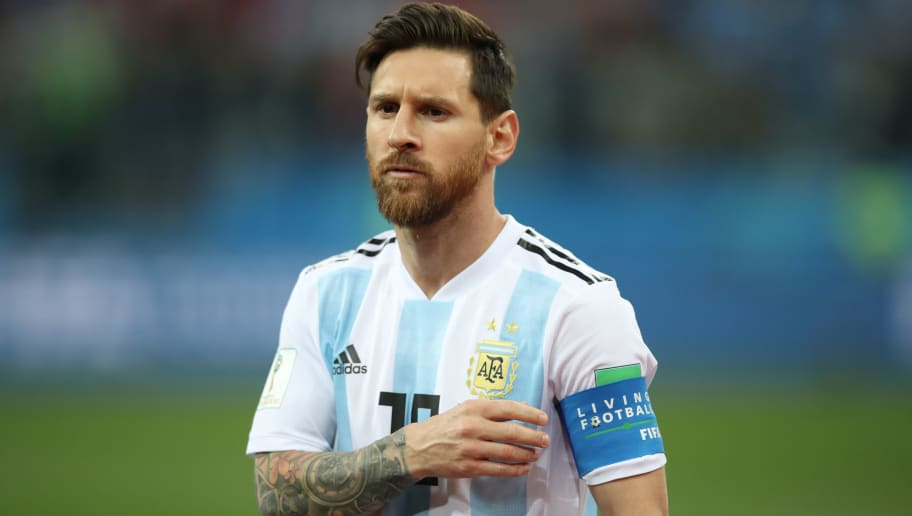 Lionel Messi Discusses International Retirement and Refuses to Accept World Cup Defeat