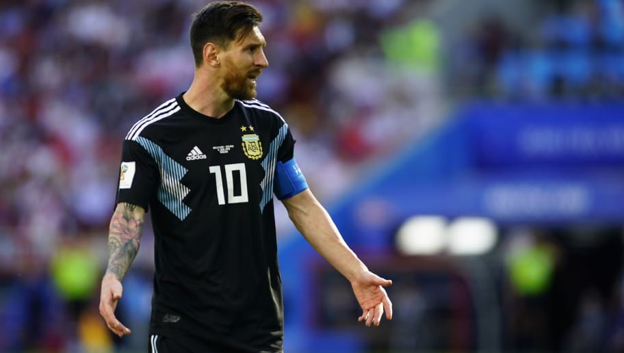 the latest 6b8cf ed593 Argentina Legend Defends Lionel Messi After Penalty Miss ...