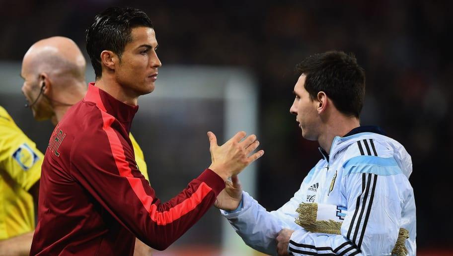 Lionel Messi,Cristiano Ronaldo