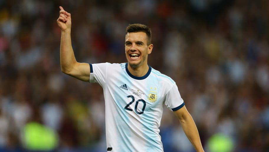 Giovani Lo Celso Hands in Transfer Request as Real Betis Set €75m Asking Price for Spurs Target