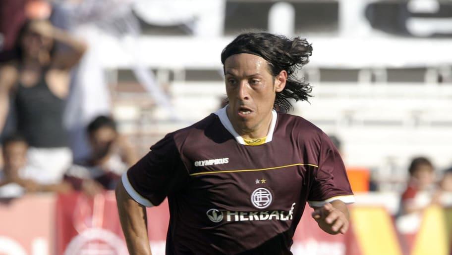 Argentine born midfielder Mauro Camorane